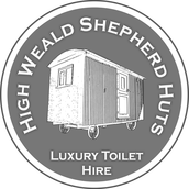 High Weald Shepherd Huts Luxury Toilet Hire